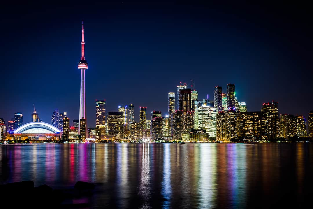 Westfield-Education-night-view-of-downtown-toronto-ontario-canada