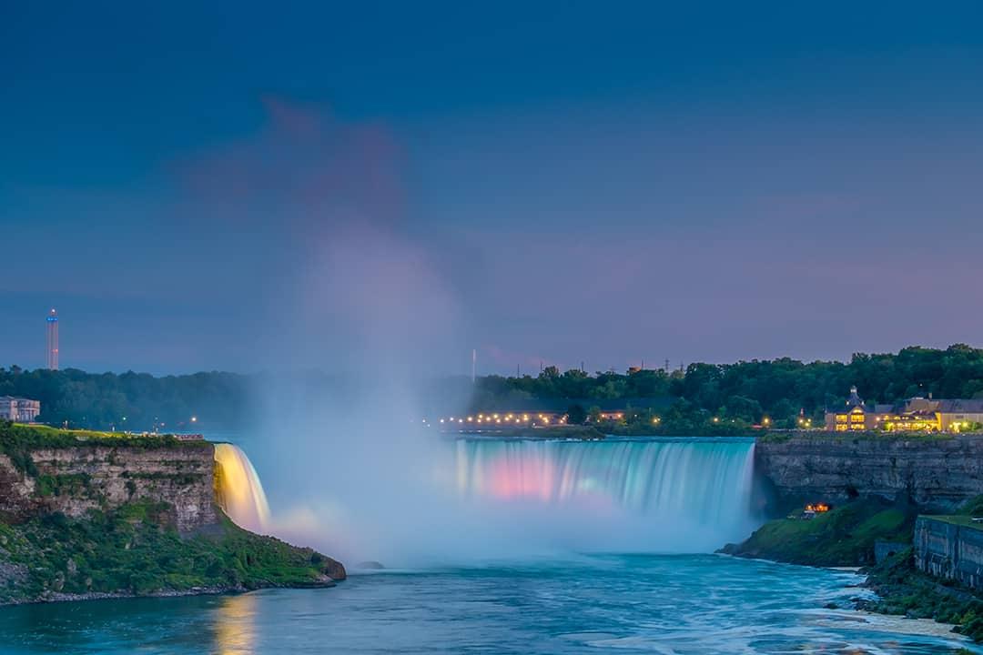Westfield-education-Niagara-twilight
