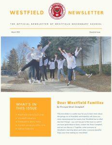 Westfield Newsletter (The first quarter, 2021)