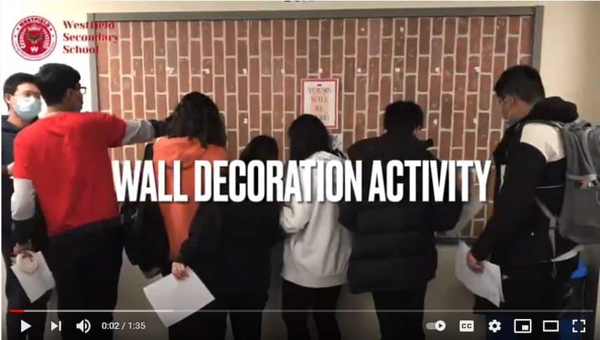 Wall Decoration Day